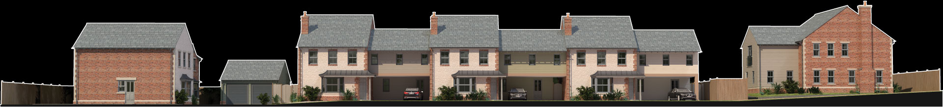 Russon Campbell Developments Athena Way Oundle Image